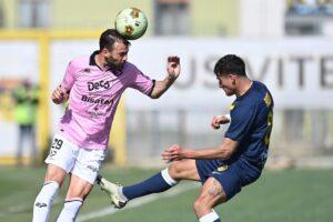 Viterbese-Palermo 1-0, seconda sconfitta consecutiva per i rosanero