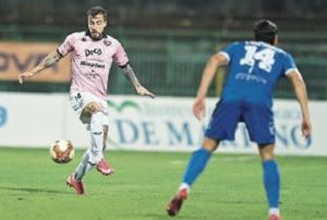 Il Palermo torna a vincere, 1-0 fuori casa contro la Paganese