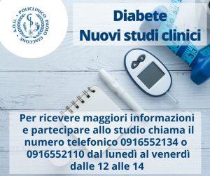 Policlinico Palermo: due nuovi studi clinici per rallentare complicanze del diabete