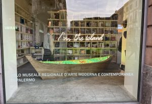"""""""I'm the Island"""", la scultura di Domenico Pellegrino approda al Museo Riso"""