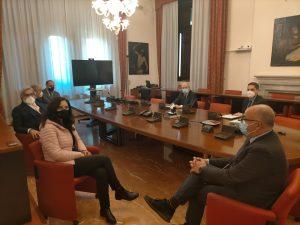 Confesercenti Palermo ricevuta dal Prefetto dopo protesta di parrucchieri e barbieri