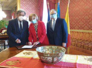 Comune di Palermo, Mantegna si insedia al posto di Mattina
