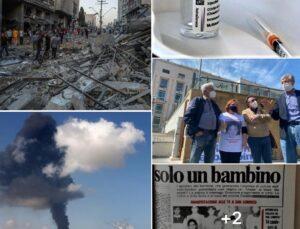 #Tanomattinale 14 maggio 2021: guerra, invasione a Gaza, anzi no, vaccini avanti tutta, verità per Claudio Domino, nuovo record italiano 100 metri