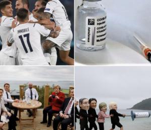 """#Tanomattinale 12 giugno 2021: azzurroni, Astramostro, G7 e """"building back better"""""""