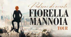 Fiorella Mannoia in concerto in Sicilia, tre date ad agosto
