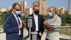 Completata la Rete regionale di monitoraggio qualità dell'aria in Sicilia