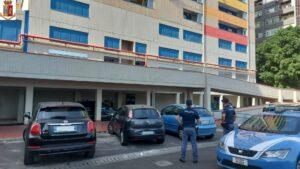 Occupazione abusiva di immobili, interviene a polizia la Librino