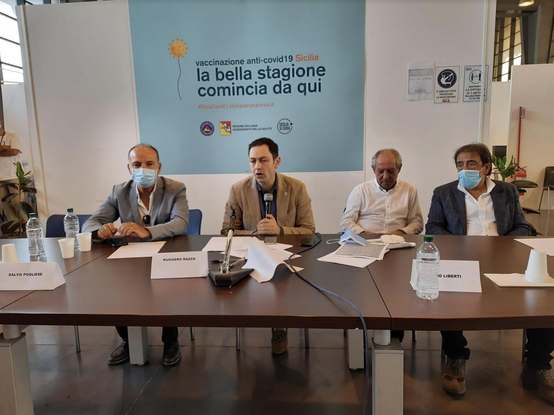 In provincia di Catania superato il milione di somministrazioni