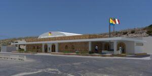 Lampedusa, ristrutturazione della stazione marittima