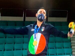 Medaglia d'oro nel Karate a un siciliano: trionfa Luigi Busà