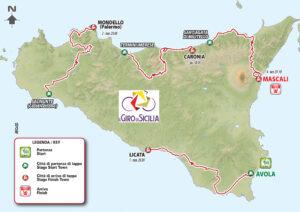 Ciclismo: torna Il Giro di Sicilia, l'Isola riabbraccia la sua corsa