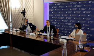 """Act Tank Sicilia, Musumeci: """"Sviluppo solo con infrastrutture"""""""