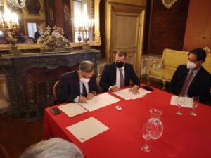 Firmato a Palermo un protocollo d'intesa su contrasto illeciti rifiuti