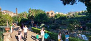 Giardini Orléans, dal 2 novembre nuovi orari di apertura pomeridiana