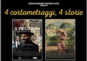 """Quattro cortometraggi al Supercinema di Bagheria con l'Associazione """"Teatro e Vita"""""""
