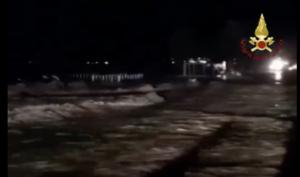 Notte di maltempo in Sicilia, fiumi esondati, disagi e voli cancellati